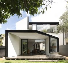 Unfurled House / Christopher Polly Architect