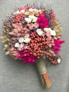 Tulip Bouquet, Dried Flower Bouquet, Dried Flowers, Beautiful Flower Arrangements, Beautiful Flowers, Flower Girl Crown, Bride Bouquets, Bridal Flowers, Flower Decorations