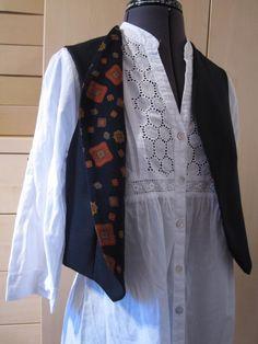 Ladies Reversible Waistcoat, Sleeveless Jacket, Bolero, Vest £20.00