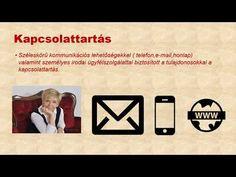 Dé Moni Társasházkezelés - YouTube