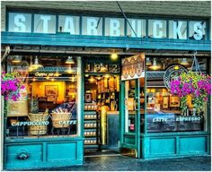 Original Starbucks - Seattle, WA (396 pieces)