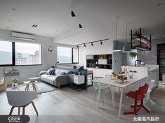 北歐風的裝潢圖片為北鷗室內設計的設計作品,該設計案例是一間新成屋(5年以下)總坪數為30,格局為三房,更多北鷗室內設計設計案例作品都在設計家 Searchome