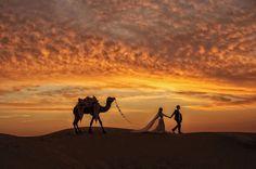 19 Drop-Dead Gorgeous Desert Wedding Photos - Cosmopolitan.com
