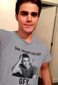 No better Xmas gift than telling someone that doesn't like cats to GFY. http://Represent.com/Paul @HumaneSociety