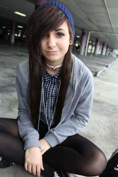 Easier cute emo girls with brown hair valuable