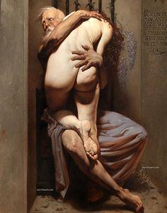 Roberto Ferri: La influencia del barroco en la pintura actual - TrianartsTrianarts