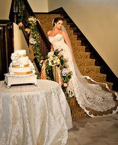 Kathy G. & Co. | j. messer photography | Southern Wedding Cake