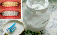 Vše co potřebujeme k prevenci zubů je pravidelné čištění zubním kartáčkem, ústní voda a dentální nit. Ať už je to jak chcete, můžete si pomoci když si vypláchnete ústa jednou lžící kokosového oleje. Tento olej zničí nebezpečné mikroskopické organismy. Ty vám mohou poškodit zuby a způsobit hrozný dec