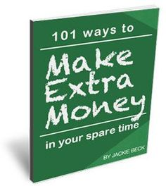 How about 101 Ways to Make Extra Money in Your Spare Time?  Even better, most of these ideas have little to no start-up costs!