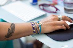DIY: 4 fresh ways to make friendship bracelets