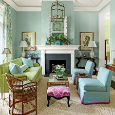 8 Fresh Decorating Resolutions: No. 1 – Pull Out a Bold Accent Color