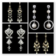 Chandelier Earrings for Every Special Occasion on Flickr.