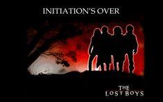 The Lost Boys has been out for years. And I'm not talking about the Tribe or The Thirst. I'm talking about the first one that started it all. The Lost Boys Wallpaper Lost Boys Movie, The Lost Boys 1987, Scary Movies, Horror Movies, The Most Scariest Movie, Best Vampire Movies, Primal Fear, Real Vampires, Horror Artwork