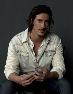 Duke Crocker-Haven on SyFy  YUM!