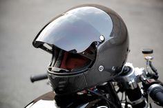 GPA CARBON FULL-FACE HELMET Mens Motorcycle Helmets, Motorcycle Style, Motorcycle Outfit, Retro Helmet, Vintage Helmet, Biltwell Helmet, Bike Photoshoot, Full Face Helmets, Bike Shed