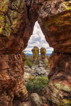 One of my favorite areas to hike in Arizona: Chiricahua National Monument, Arizona; photo by Alex Mironyuk