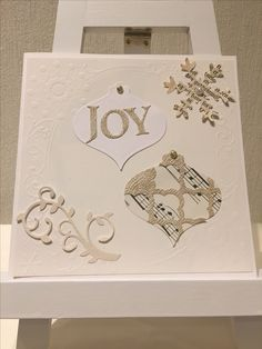 cardmaking, christmascard