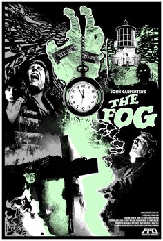 The Fog by Luke Insect, via FrightFest Originals