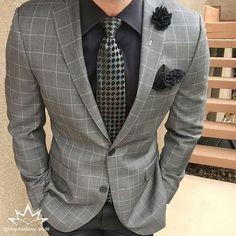 Amazing black and grey style
