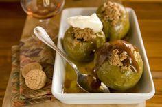 Amaretti baked apples recipe, Viva – visit Food Hub for New Zealand recipes using local ingredients – foodhub.co.nz