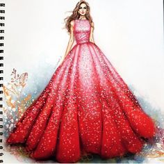 New Design Fashion Sketches Illustration Elie Saab Ideas Dress Design Drawing, Dress Design Sketches, Fashion Design Drawings, Dress Drawing, Fashion Sketches, Drawing Sketches, Wedding Dress Sketches, Drawing Clothes, Sketch Design