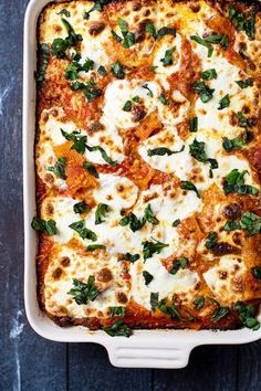 Baked Rigatoni Recipe Rigatoni Recipes, Baked Rigatoni, Pasta Recipes, Cooking Recipes, Recipes Dinner, How To Cook Sausage, How To Cook Pasta, Casserole Dishes, Casserole Recipes