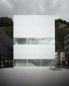 Morger & Dettli - Hilti Art Foundation