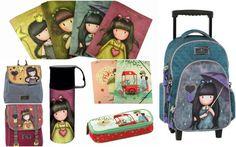 Νέα σχέδια σχολικών τσαντών SANTORO για κορίτσια στο Βιβλιοπωλείο ΗΛΙΟΤΡΟΠΙΟ (φωτογραφίες)