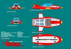 Gerry Andersons Supercar by ArthurTwosheds.deviantart.com on @DeviantArt