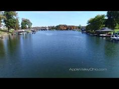Howard Ohio, Knox County Ohio, Mount Vernon Ohio, Sam Miller, Apple Valley, Video Capture, Boat Dock, Waterfront Homes, Product Launch