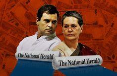 नेशनल हेरल्ड की गांठ कस रही है गांधी परिवार के इर्द गिर्द!