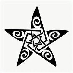 Image detail for -Maori-celtic-star-tattoo |
