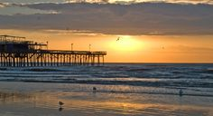 Beaches in the Gulf, Alabama