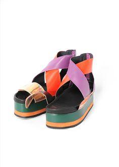tsumori chisato sandal