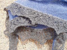 "shawl, shawl knit, shoulder shawl, shawl lace, lopi, lace, handknitted from ""einband"", lace weight yarn 100% wool, ready to ship"