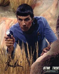 "Spock (Leonard Nimoy) - Star Trek: The Original Series ""The Man Trap"" (First Broadcast: September Star Trek Characters, Star Trek Movies, Star Wars, Star Trek Tos, Science Fiction, Star Trek 1966, Star Trek Images, Star Trek Original Series, Leonard Nimoy"