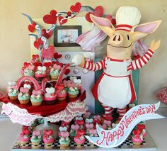 Cake Art Decor Zeitschrift Abo : 1000+ images about Olivia Party Ideas on Pinterest Pig ...