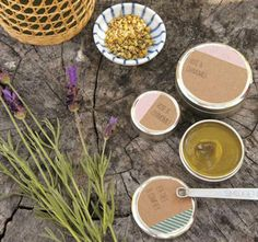 Make Your Own Medicine:  Herbal Salve  Mother Earth Living