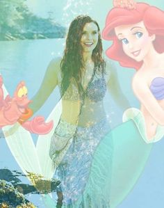 The Little Mermaid on OUAT