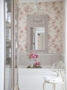 19 meilleures images du tableau Salles de bains romantiques en 2019 ...