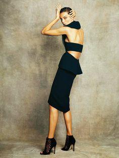 daria werbowy madame figaro via fashionsquad