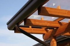 Come costruire una tettoia in PVC