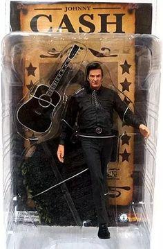 johnny cash - figura de ação - sota toys