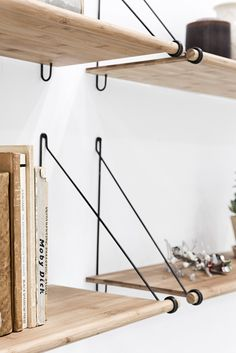 Loop, reshape the traditional shelf and give it more form and function