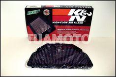Filtro De Aire K&n Para Honda Cbr600 2001 / 2006 Tuamoto !! - $ 1.350,00 en MercadoLibre