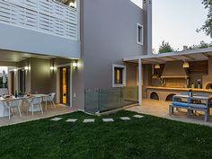 Rethymno villa rental - Villa Vasia...a brand new property, providing all you need for a perfect holiday!