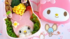 My Melody Bento Lunch Box