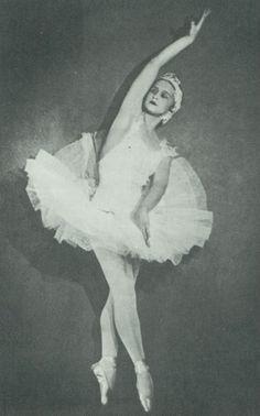 Marina Semyonova, (1908-2010)