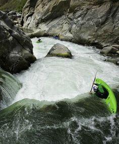 Whitewater Kayak Gear Aniol Serrasolses in action. - Deep Peruvian gorges, fast whitewater plus Aniol Serrasolses and friends equals one big adventure. Kayak Camping, Kayak Fishing, Saltwater Fishing, Kayak Adventures, Outdoor Adventures, White Water Kayak, Whitewater Kayaking, Canoeing, Kayaking Tips