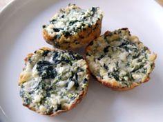 Broccoli & Cheese Souffle